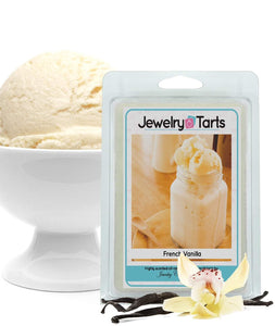 French Vanilla | Jewelry Tart®-French Vanilla Jewelry Tart-The Official Website of Jewelry Candles - Find Jewelry In Candles!