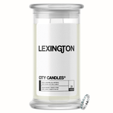Lexington City Jewelry Candle