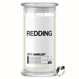 Redding City Jewelry Candle