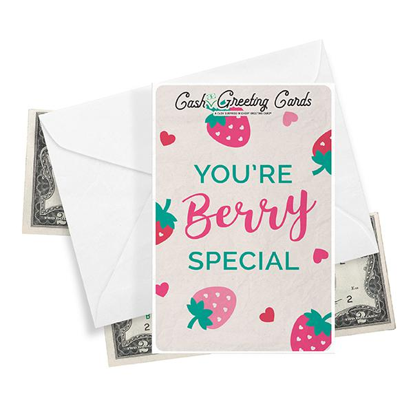 You're Berry Special | Cash Greeting Cards®-Cash Greeting Cards-The Official Website of Jewelry Candles - Find Jewelry In Candles!
