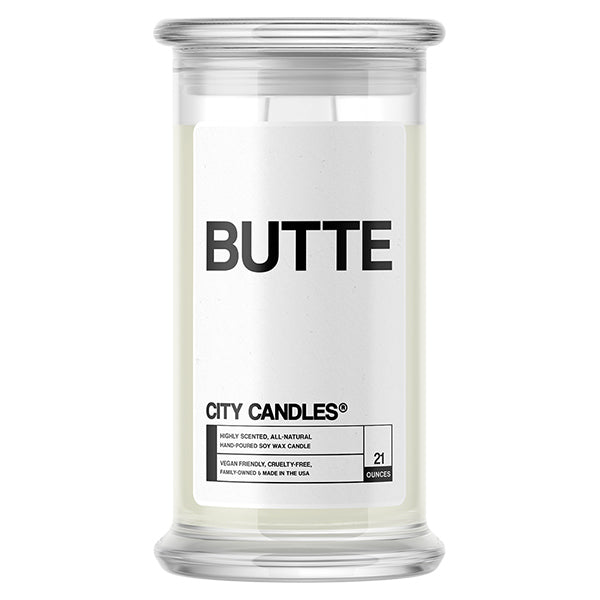 Butte City Candle