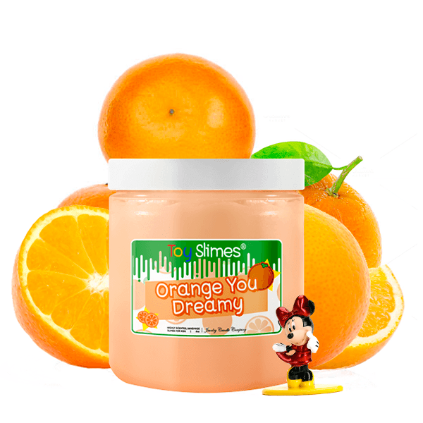 Orange You Dreamy | Toy Slime®-Jewelry Candle Kids-The Official Website of Jewelry Candles - Find Jewelry In Candles!