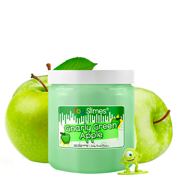 Gnarly Green Apple | Toy Slime®-Jewelry Candle Kids-The Official Website of Jewelry Candles - Find Jewelry In Candles!