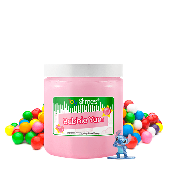 Bubble Yum | Toy Slime®-Jewelry Candle Kids-The Official Website of Jewelry Candles - Find Jewelry In Candles!