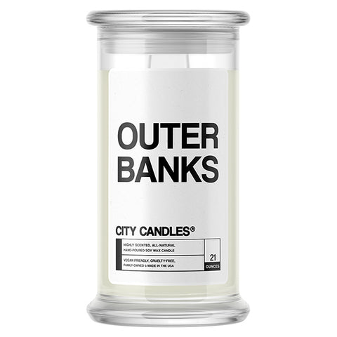 Outer Banks City Candle