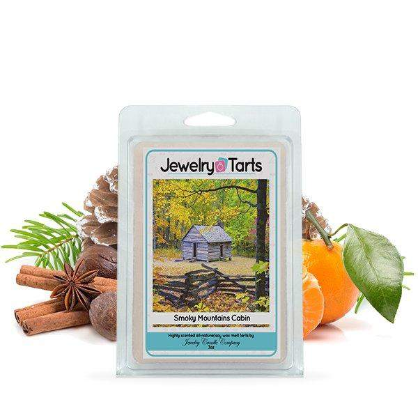 Smoky Mountains Cabin | Jewelry Tart®-Smoky Mountains Cabin Jewelry Tarts-The Official Website of Jewelry Candles - Find Jewelry In Candles!