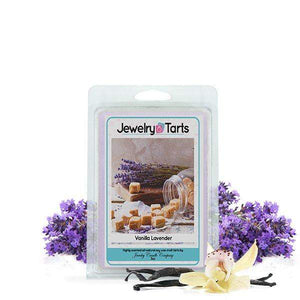 Vanilla Lavender | Jewelry Tart®-Vanilla Lavender Jewelry Tarts-The Official Website of Jewelry Candles - Find Jewelry In Candles!