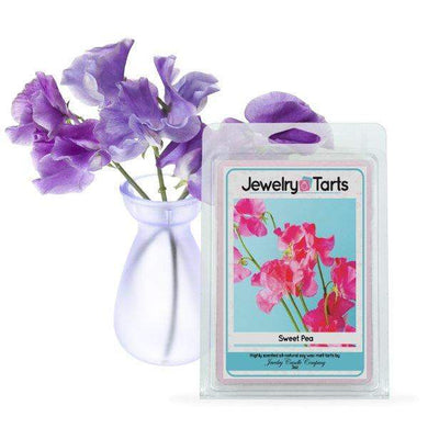Sweet Pea | Jewelry Tart®-Sweet Pea Jewelry Tarts-The Official Website of Jewelry Candles - Find Jewelry In Candles!