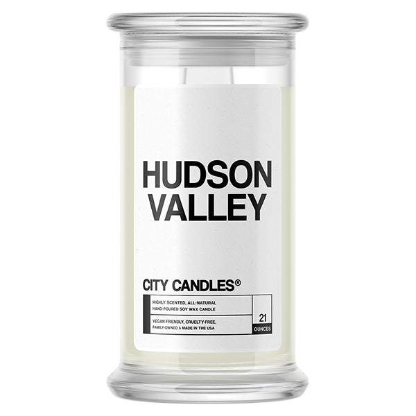 Hudson Valley City Candle