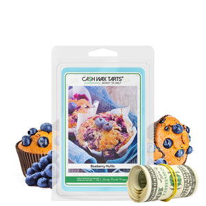 Blueberry Muffin | Cash Wax Melt-Cash Wax Melts-The Official Website of Jewelry Candles - Find Jewelry In Candles!