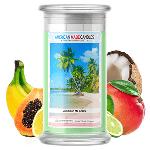 Jamaican Me Crazy! | American Made Candle®-American Made Candles | Family Owned. American Made. Jewelry Candles-The Official Website of Jewelry Candles - Find Jewelry In Candles!