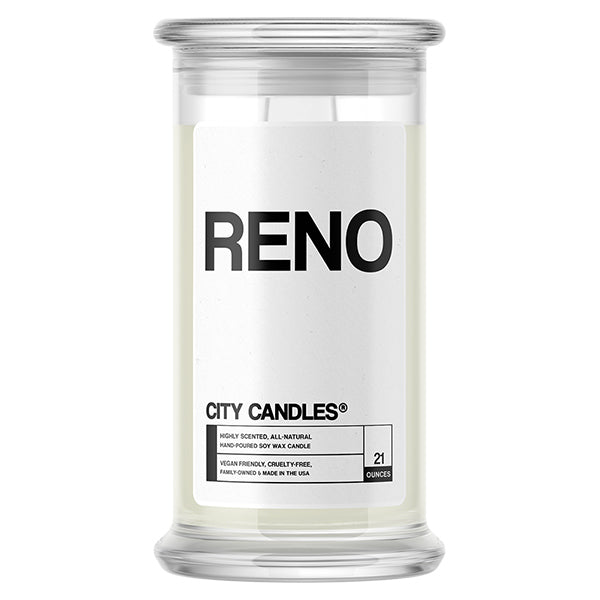 Reno City Candle