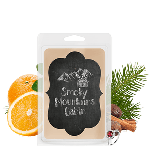 Smoky Mountains Cabin | Chalkboard Tart-Tarts-The Official Website of Jewelry Candles - Find Jewelry In Candles!
