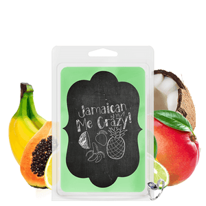 Jamaican Me Crazy | Chalkboard Tart-Tarts-The Official Website of Jewelry Candles - Find Jewelry In Candles!