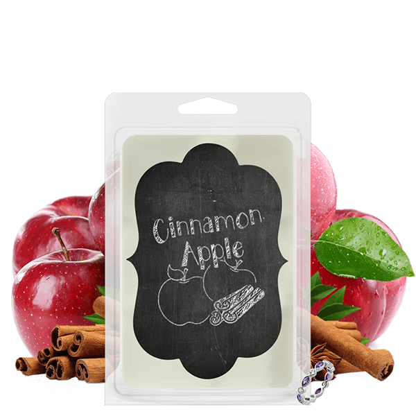 Cinnamon Apple | Chalkboard Tart-Tarts-The Official Website of Jewelry Candles - Find Jewelry In Candles!