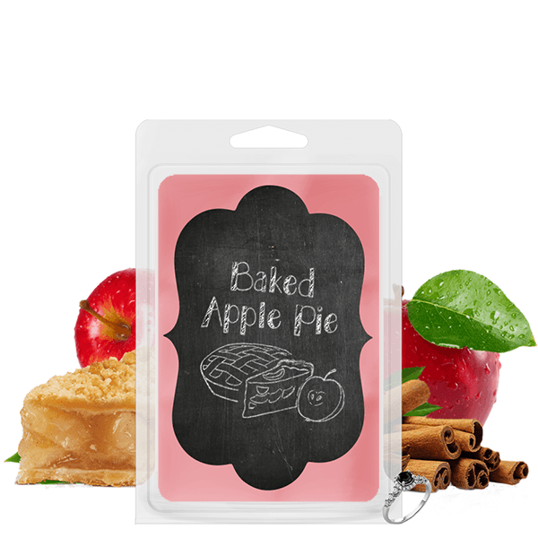 Baked Apple Pie | Chalkboard Tart-Tarts-The Official Website of Jewelry Candles - Find Jewelry In Candles!
