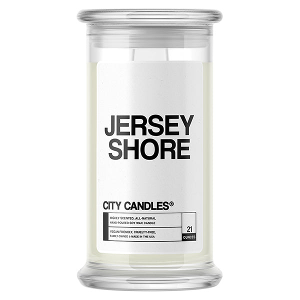 Jersey Shore City Candle