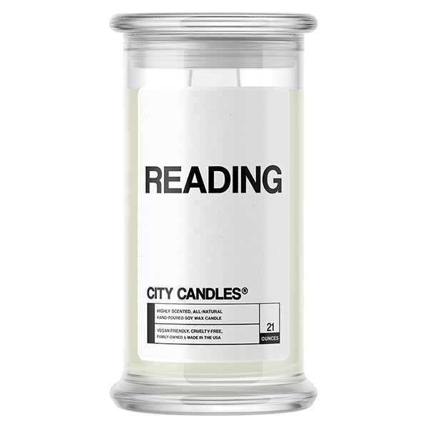 Reading City Candle