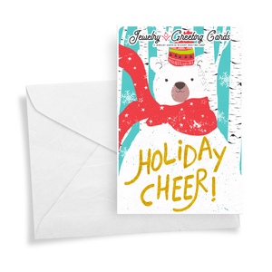 Holiday Cheer! | Jewelry Greeting Cards®-Jewelry Greeting Cards-The Official Website of Jewelry Candles - Find Jewelry In Candles!