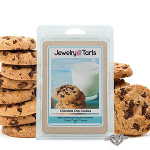 Chocolate Chip Cookies | Jewelry Tart®-Chocolate Chip Jewelry Tarts-The Official Website of Jewelry Candles - Find Jewelry In Candles!