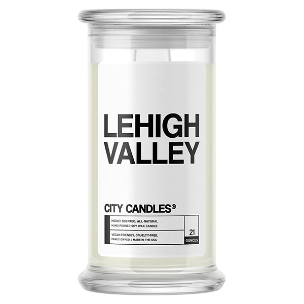 Lehigh Valley City Candle