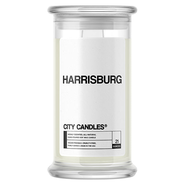 Harrisburg City Candle