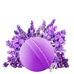 Lavender | Single Ring Bath Bomb®-Single Ring Bath Bomb®-The Official Website of Jewelry Candles - Find Jewelry In Candles!