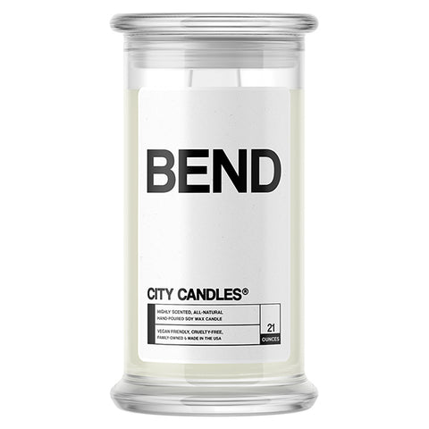 Bend City Candle