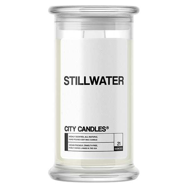 Stillwater City Candle