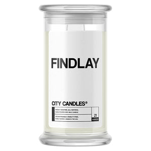 Findlay City Candle