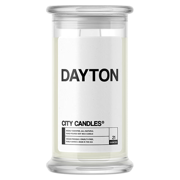 Dayton City Candle