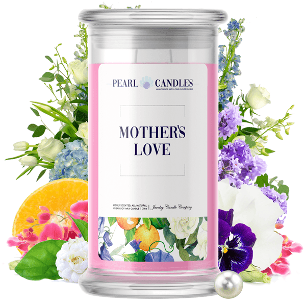Mother's Love | Pearl Candle®-Pearl Candles®-The Official Website of Jewelry Candles - Find Jewelry In Candles!