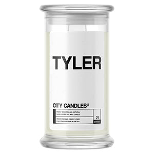 Tyler City Candle
