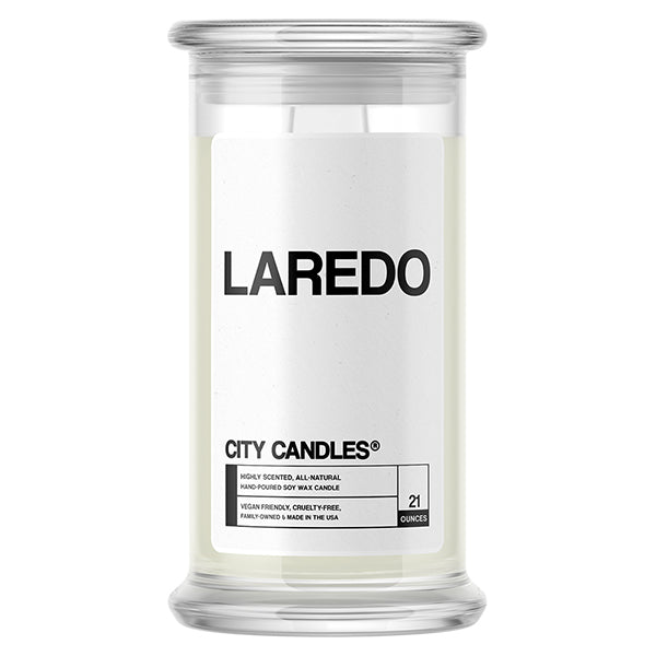 Laredo City Candle