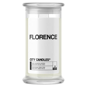 Florence City Candle