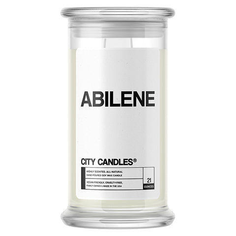 Abilene City Candle