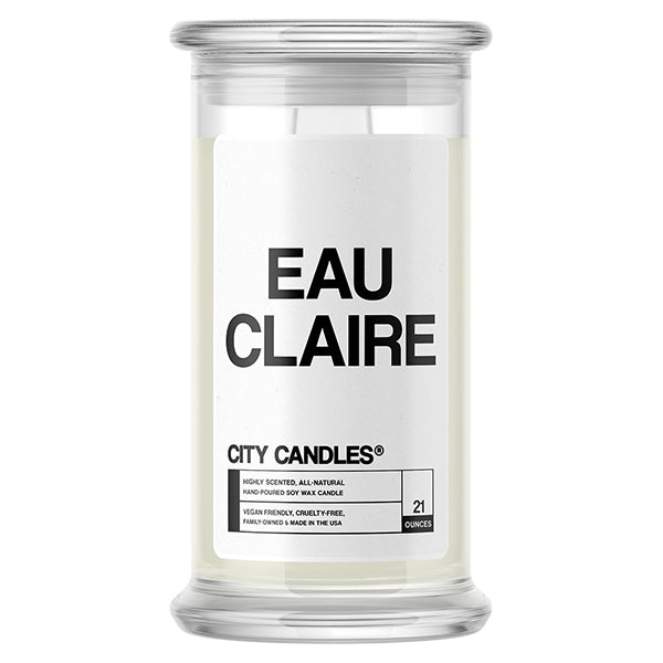 Eau Claire City Candle