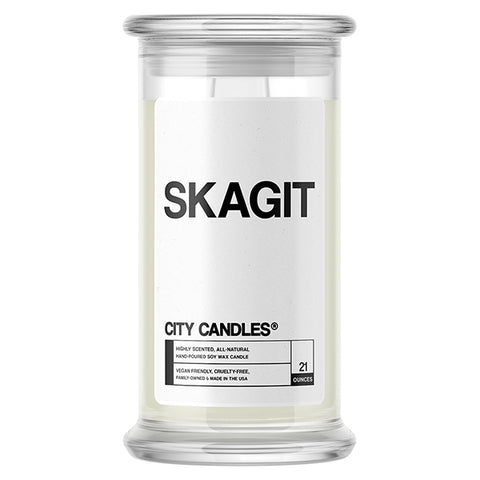 Skagit City Candle