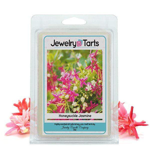 Honeysuckle Jasmine | Jewelry Tart®-Tarts-The Official Website of Jewelry Candles - Find Jewelry In Candles!