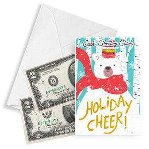 Holiday Cheer! | Cash Greeting Cards®-Cash Greeting Cards-The Official Website of Jewelry Candles - Find Jewelry In Candles!
