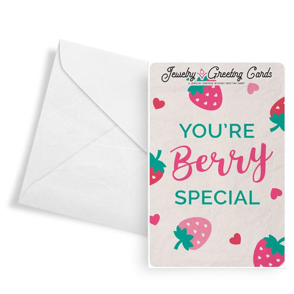You're Berry Special | Jewelry Greeting Cards®-Jewelry Greeting Cards-The Official Website of Jewelry Candles - Find Jewelry In Candles!