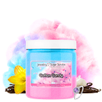 Cotton Candy | Single Jewelry Sugar Scrub®-Jewelry Sugar Scrub®-The Official Website of Jewelry Candles - Find Jewelry In Candles!