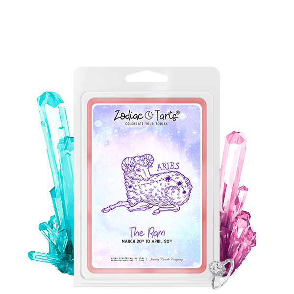 Aries | Zodiac Cash Wax Melt® The Official Website of Jewelry Candles - Find Jewelry In Candles!