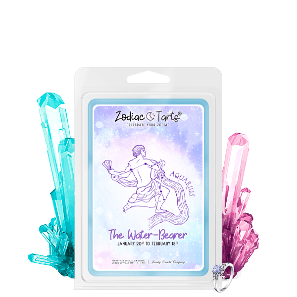 Aquarius Zodiac | Zodiac Tart®-Wax Melts-The Official Website of Jewelry Candles - Find Jewelry In Candles!