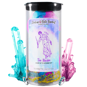 Virgo | Jewelry Zodiac Bath Bombs-Zodiac Jewelry Bath Bombs®-The Official Website of Jewelry Candles - Find Jewelry In Candles!