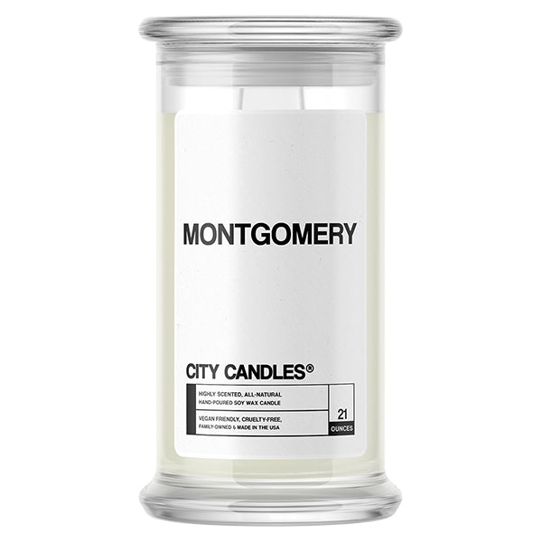 Montgomery City Candle