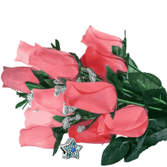 Peach Bouquet | Charm Roses®