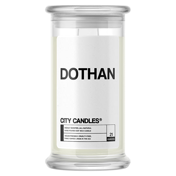 Dothan City Candle