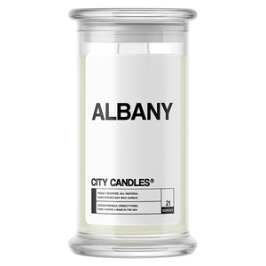 Albany City Candle