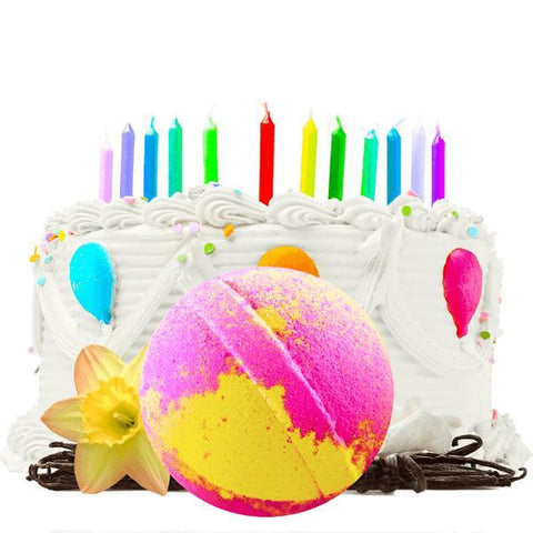 Birthday Cake | Single Dollar Bomb®-Single Dollar Bomb-The Official Website of Jewelry Candles - Find Jewelry In Candles!